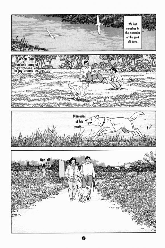 Jiri Taniguchi, Träume von Glück