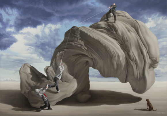 Positions of Command, 2011 © Joel Rea