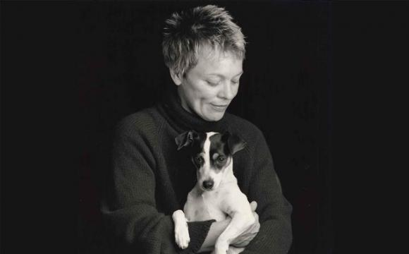 Laurie Anderson und Lolabelle, Foto: Sophie Calle