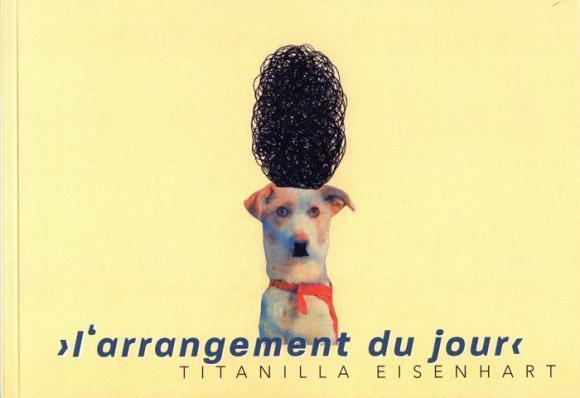 Titanilla Eisenhart: Katalog Cover, 2007