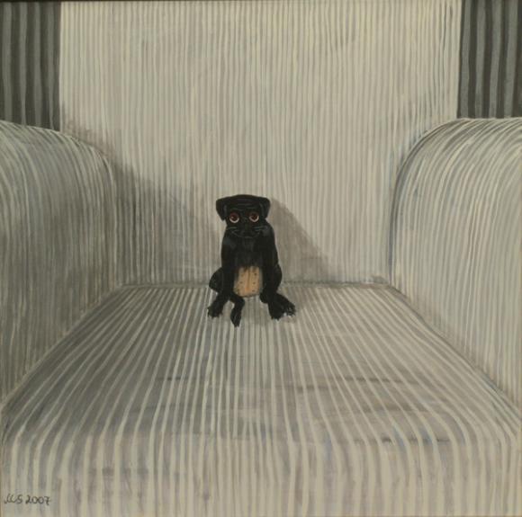 Bulldog © Monika Steinitz