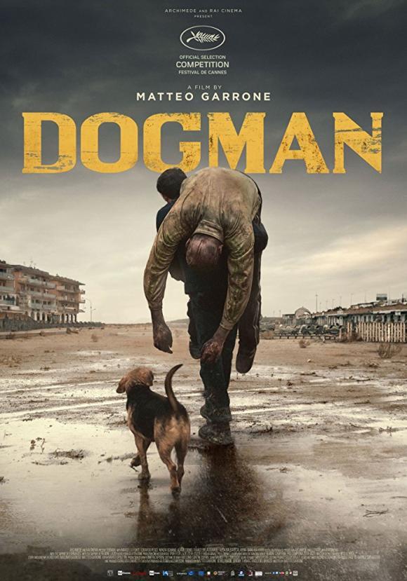 Kinoplakat für Dogman
