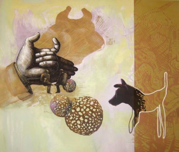Veronika Olma, Die Täuschung, 2011