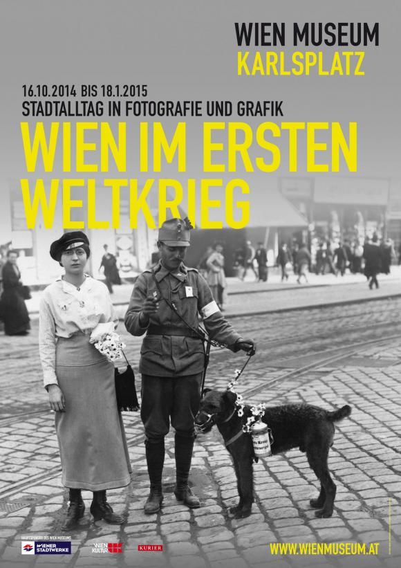 Ausstellungsplakat © Wien Museum