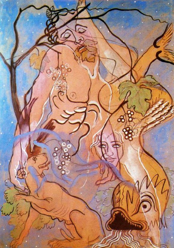 Francis Picabia, Transparences