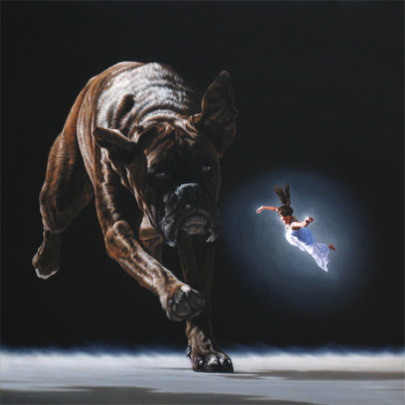 Save my love, 2008 © Joel Rea