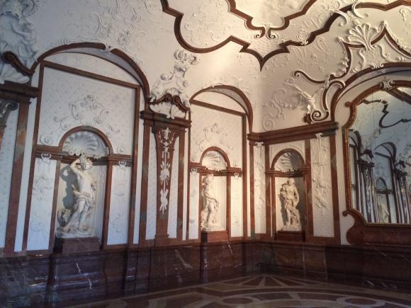 Marmorgalerie im Unteren Belvedere, Foto © Petra Hartl