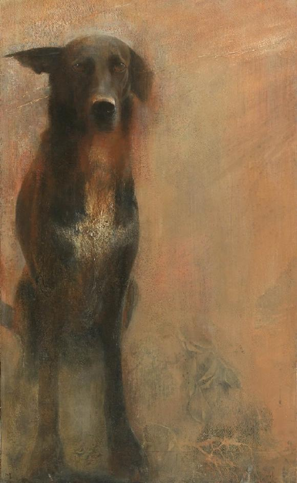 Mary Anne Aytoun Ellis, Dog