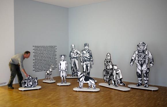 Ahmet Ogut, Puzzle 3, 2010