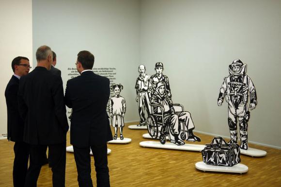 Ahmet Ogut, Puzzle 4, 2010