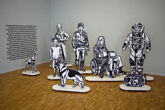 Ahmet Ogut, Puzzle 2, 2010