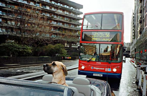 Aldersgate Street © Matt Stuart