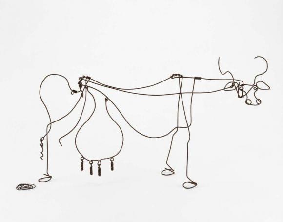Alexander Calder, Kuh