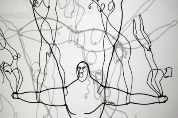 Alexander Calder, Zirkus