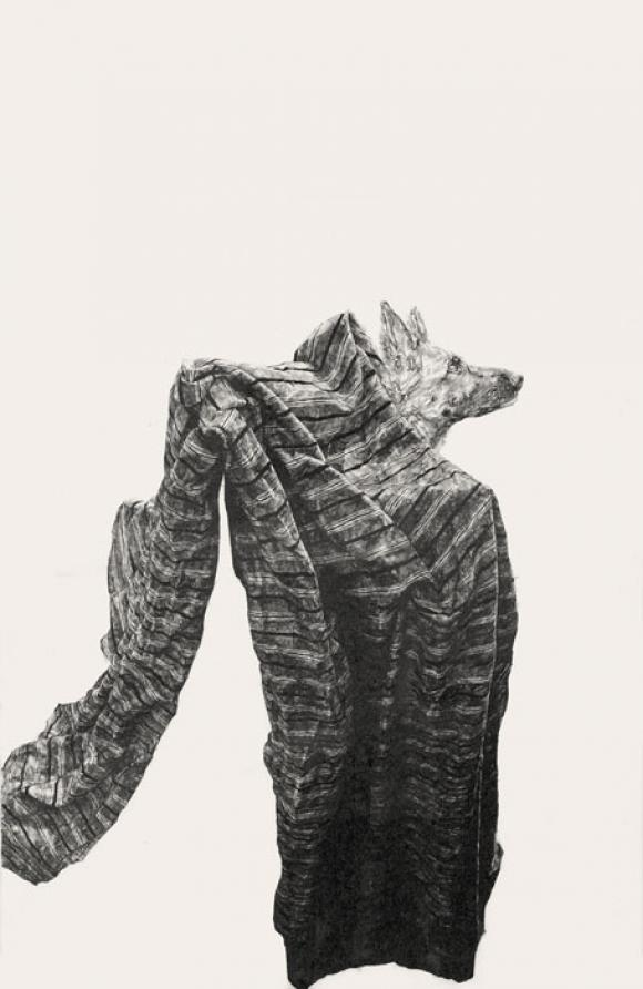 Amanda Nedham, Like Milk & Blood I, 2011