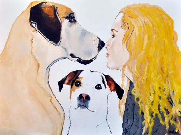 Amy, Abbie und Zoey, 2012 © Rita Bolla