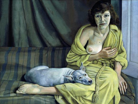 Girl with a White Dog, 1950/51 © Tate, London 2013