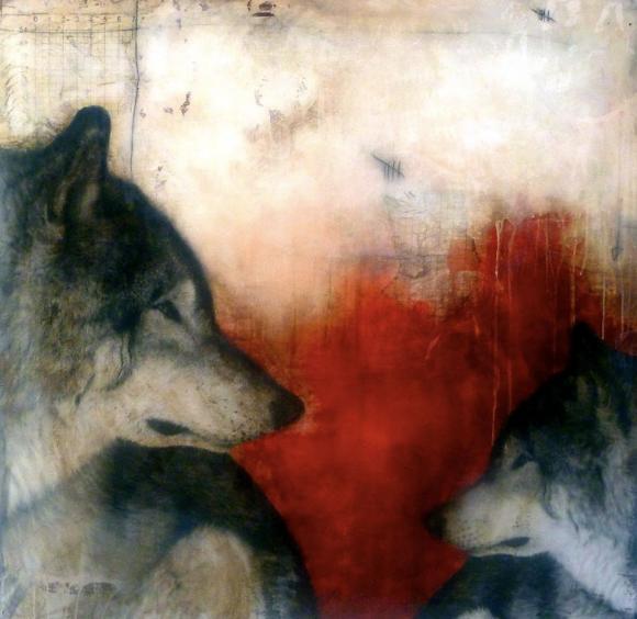 Wolfes © Anke Schofield und Luis Garcia-Nerey