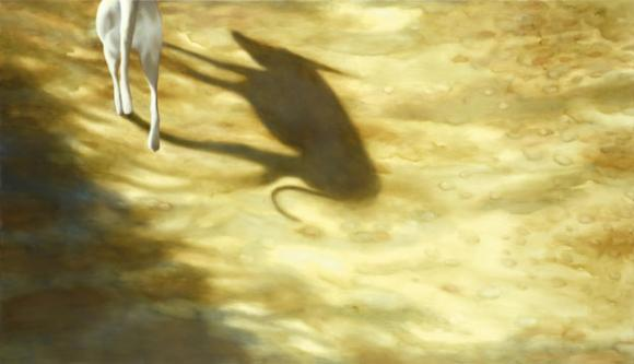 Anne Pincus, Walking Taz, 2009