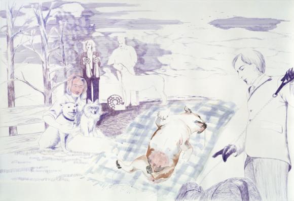 Barbara Eichhorn: Forbidden Love, 2007