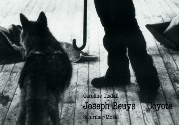 Cover von Coyote, Verlag Schirmer/Mosel
