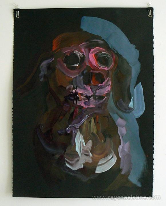 Black Dog, 2011 © Raychael Stine