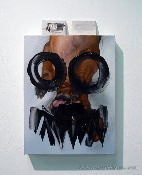 Black Shuck, 2012  © Raychael Stine