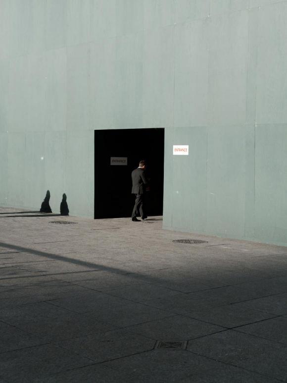 aus der Serie Block © Aapo Huhta