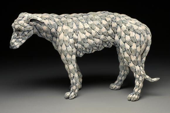 Blue Dog, 2005 © Adrian Arleo