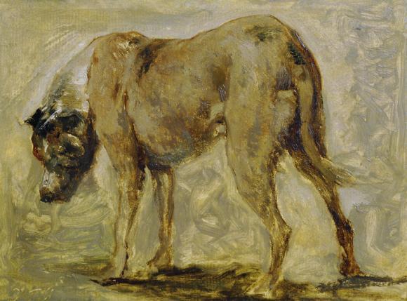Johann Till der Jüngere, Braune Dogge © Belvedere, Wien