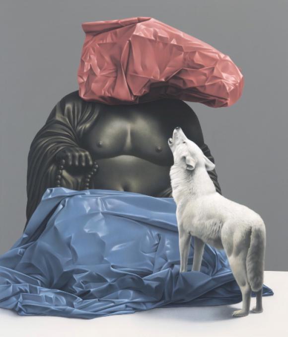 Eckart Hahn, Buddha, 2010