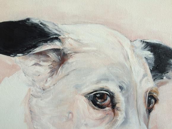 Chica (Detail), 2016 © Petra Hartl