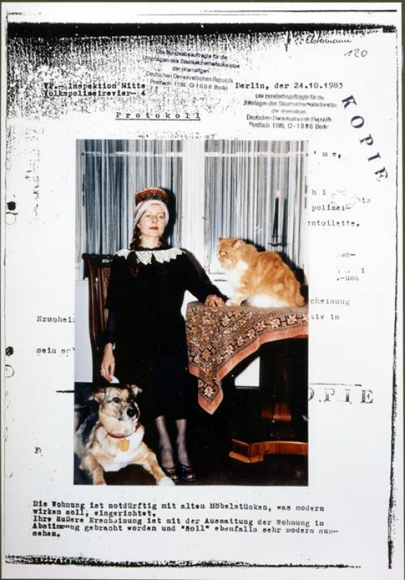 Cornelia Schleime, Stasi 02