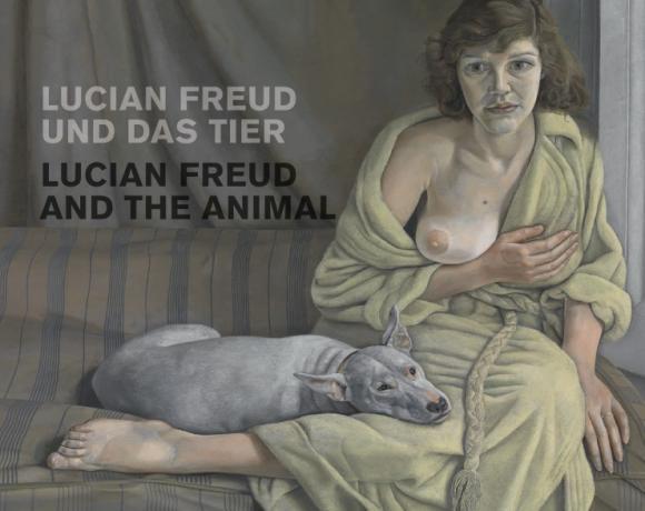 Buchcover - Lucian Freud und das Tier
