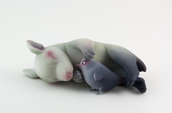 Cuddle © Erika Sanada