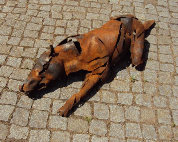Dana Meyer, Hund, 2010
