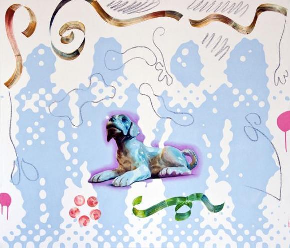 Die vier Mezzosoprane - Doggy style, 2009 © Martin Praska