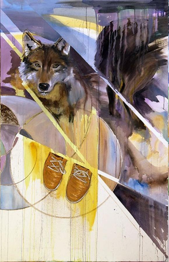 Die Welt aus deinen Schuhen, 2013 © Elisabeth Wedenig