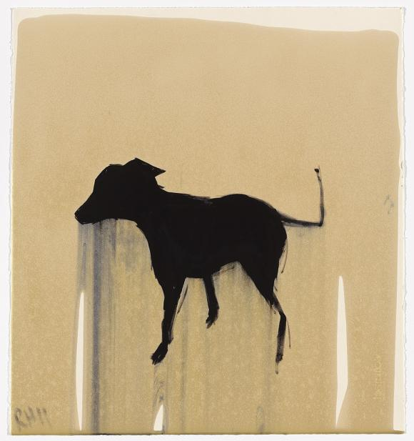 Rachel Howard, Dog, Drawing, Foto © isinner