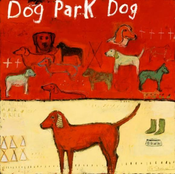Dog Park © Mary Scrimgeour