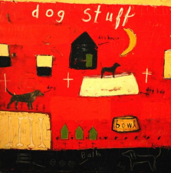 Dog Stuff © Mary Scrimgeour