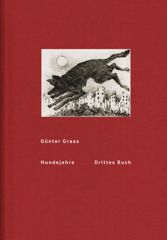Hundejahre. Drittes Buch, Foto © Steidl-Verlag