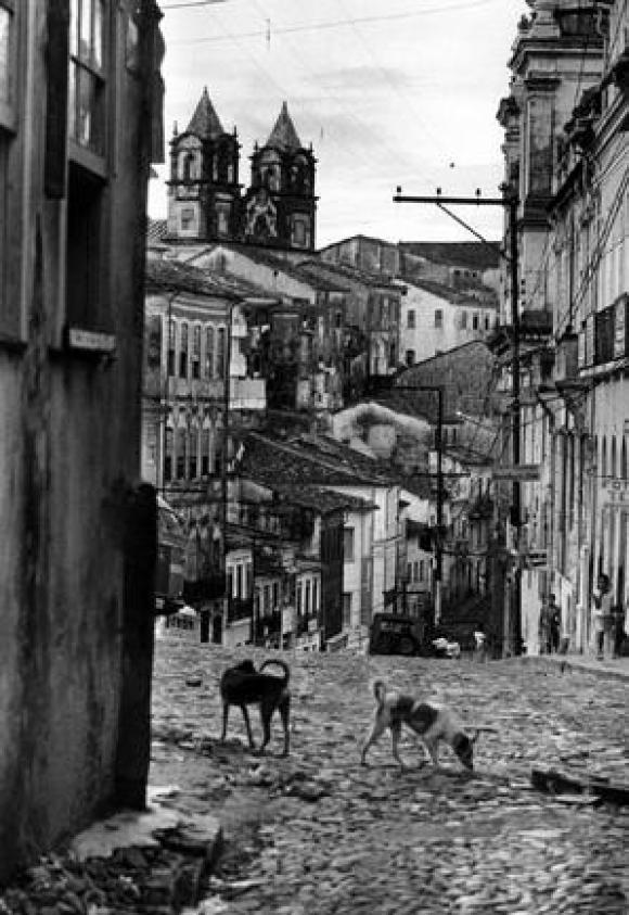 Elliott Erwitt, Brazil, San Salvador de Bahia, 1963