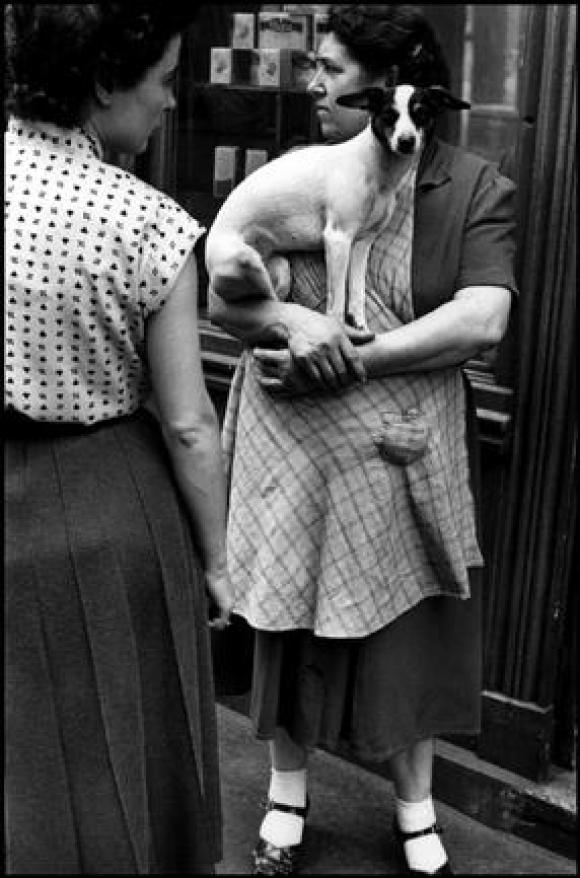 Elliott Erwitt, France, Paris, 1952