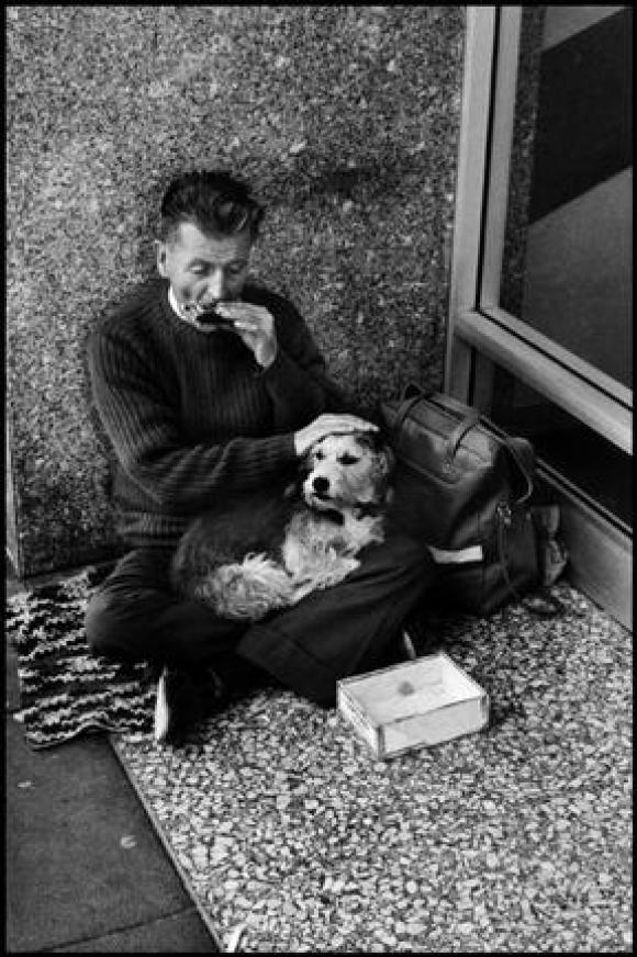 Elliott Erwitt, USA, California, San Francisco, 1976