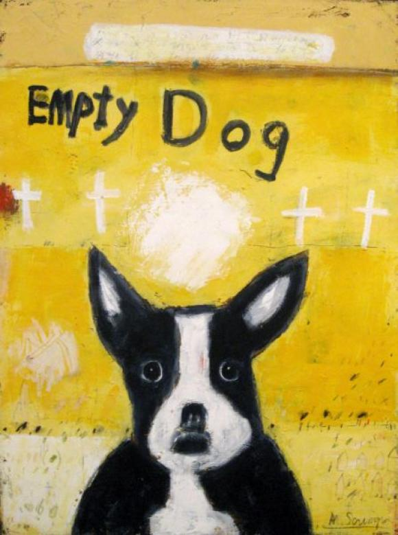 Empty Dog © Mary Scrimgeour