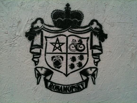 Wappen Rosamopsky