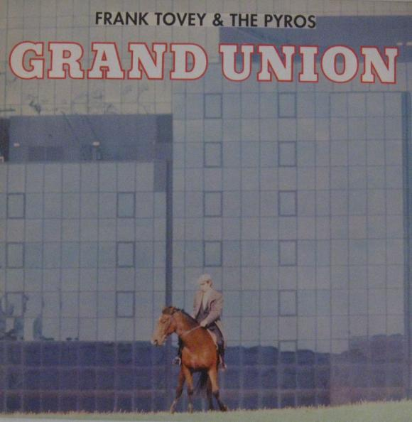 Frank Tovey & the Pyros