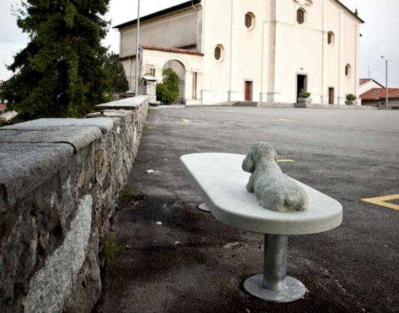 Frazione Gioia, Square Of The Matrice Church, Foto: Demian Dupuis