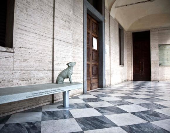 Frazione Ronco - Town Hall, Foto: Demian Dupuis